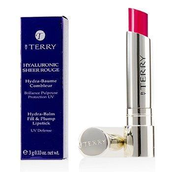 Hyaluronic Sheer Rouge Hydra Balm Fill & Plump Lipstick (uv Defense) - # 6 Party Girl 3g or 0.1oz 3g/0.1oz