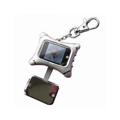 Ezcool 1.5in Mini Digital Photo Frame With Key Chain And Screen Cover 1 item