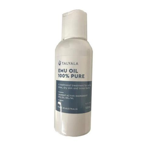 Pure Emu Oil Bottle 100ml 1 item