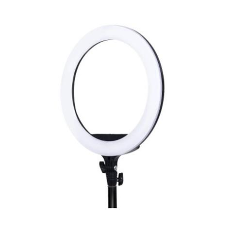 14 Inch Led Ring Light 5600k 3000 Lm Dimmable Stand Makeup Studio 1 item
