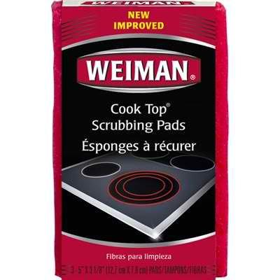 Weiman Cook Top Scrubbin (6x3ea )