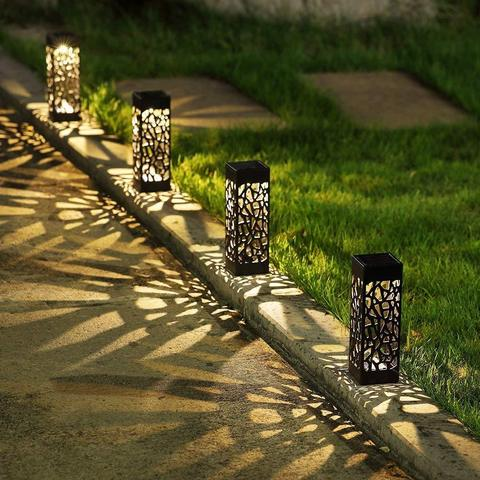 Solar Powered Garden Lights 1 item