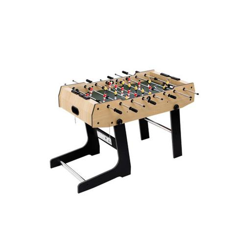4 Ft Foldable Soccer Table Foosball Football Game Home Party Gift 1 item