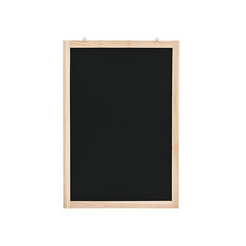 Wallmounted Blackboard Cedar Wood 1 item