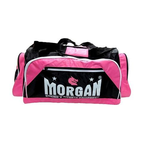 Morgan Platinum Personal Gear Bag Black/Pink 1 item