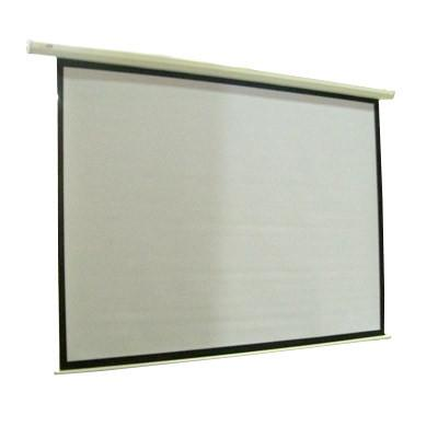 Electric Motorised Projector Screen Tv + Remote 120