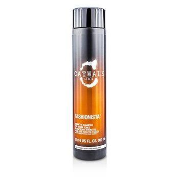 Catwalk Fashionista Brunette Shampoo (for Warm Tones) 300ml or 10.16oz 300ml/10.16oz