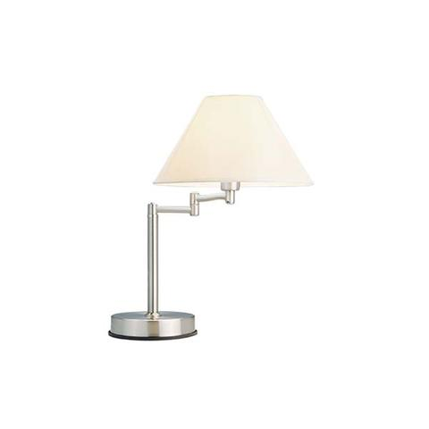Touch Lamp In Brushed Chrome 1 item