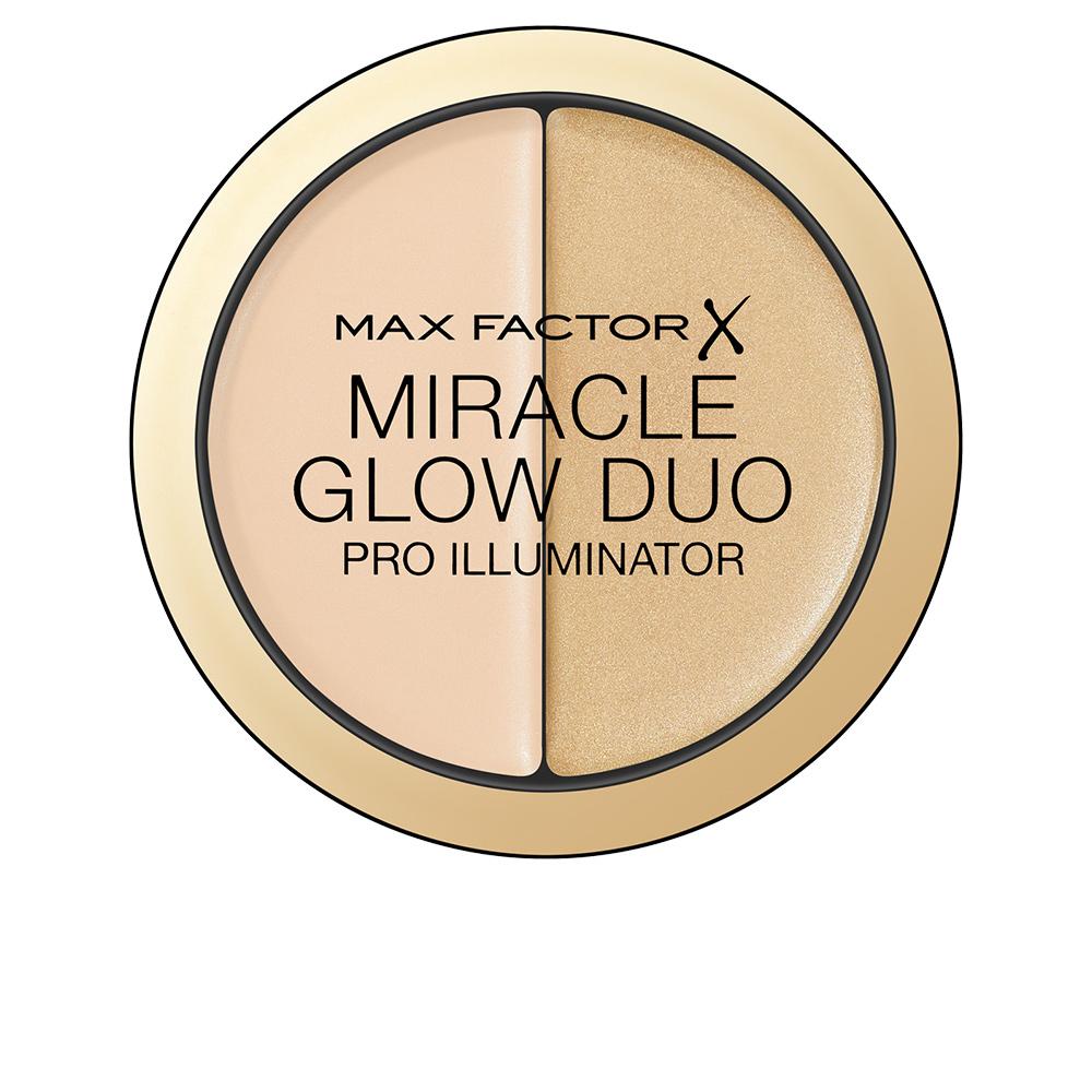Max Factor Miracle Glow Duo Pro Illuminator #10-light 11 Gr