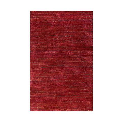 Harper Red Contemporary Rug 200 x 290 cm