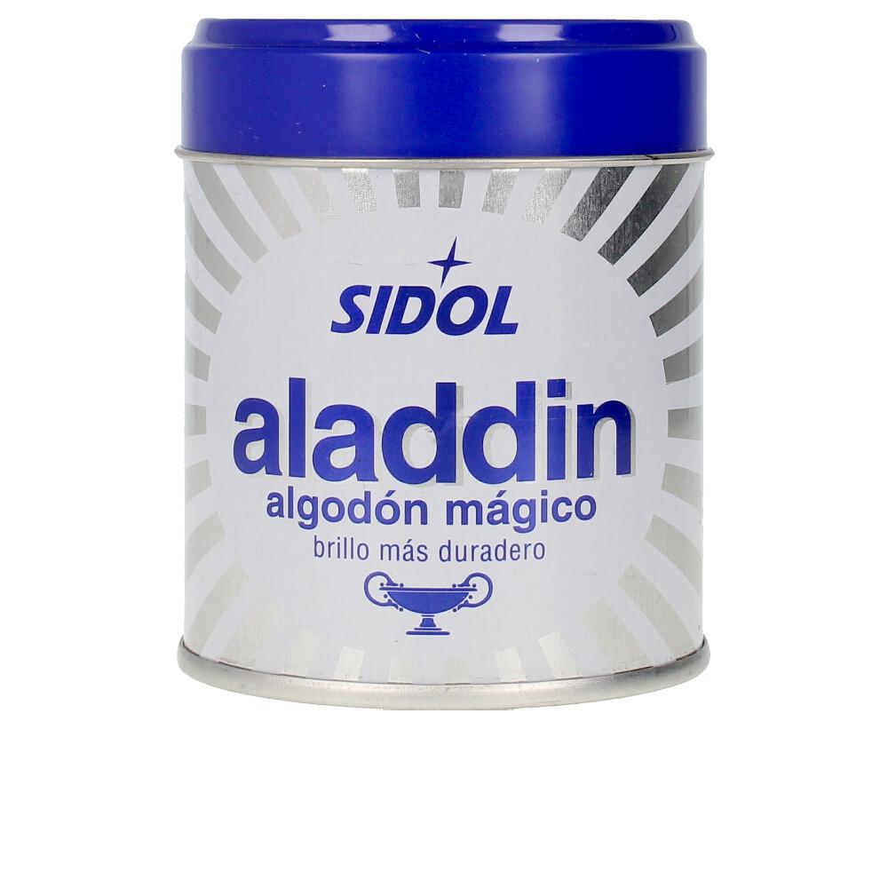 Aladdin Aladdin Algodón Mágico Limpiametales 75 Gr