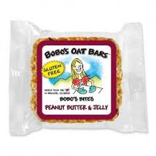 Bobo's Oat Bars Bites Peanutbutter & Jelly (6x5x1.3 Oz)
