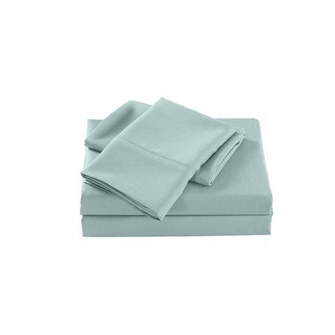 Royal Comfort 2000 Tc Bamboo Cooling Sheet Set Ultra Soft Bedding Frost King Single
