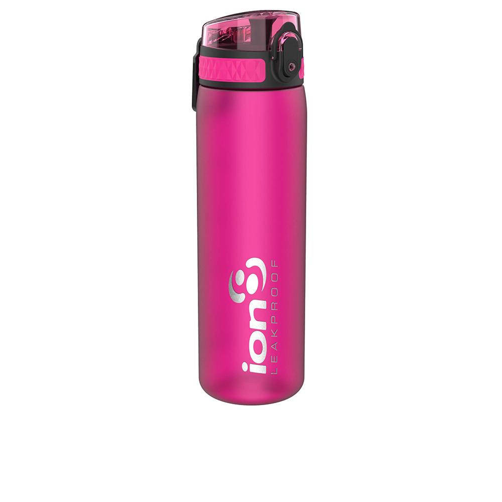 Ion8 Leak Proof Slim Water Bottle Bpa Free #pink 500 Ml