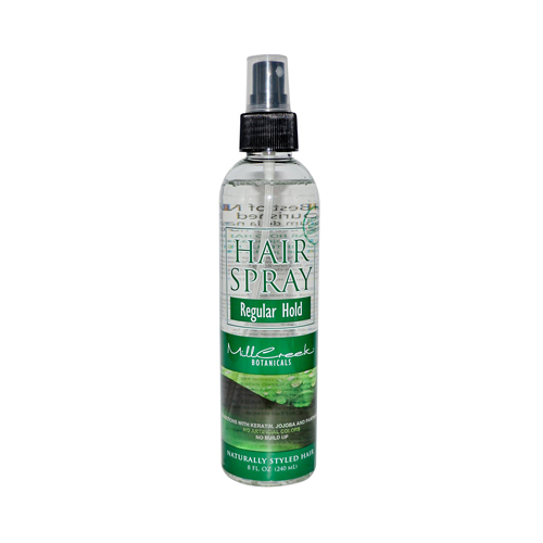 Mill Creek Hair Spray Regular Hold (8 Fl Oz)