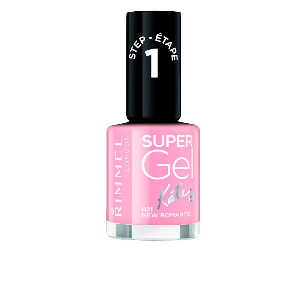 Rimmel London Kate Super Gel Nail Polish #021-new Romantic