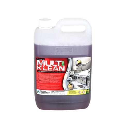 Multiklean Multi Purpose Degreaser Spray And Wipe Cleaner 1 item
