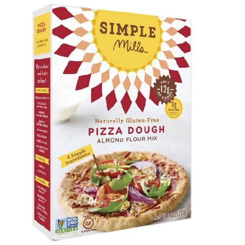 Simple Mills Sim Pizza Dough Mix (6x9.8 Oz)