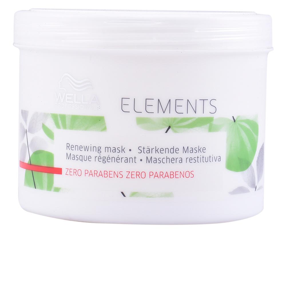 Wella Elements Renewing Mask 500 Ml