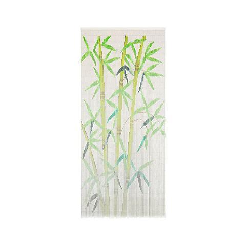 Insect Door Curtain Bamboo 90x200 Cm Bamboo Print 1 item