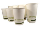 World Centric Paper Cups Hot 12 Oz (12x20 Ct)