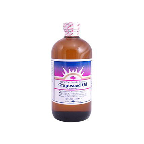Heritage Products Grapeseed Oil (16 Fl Oz)