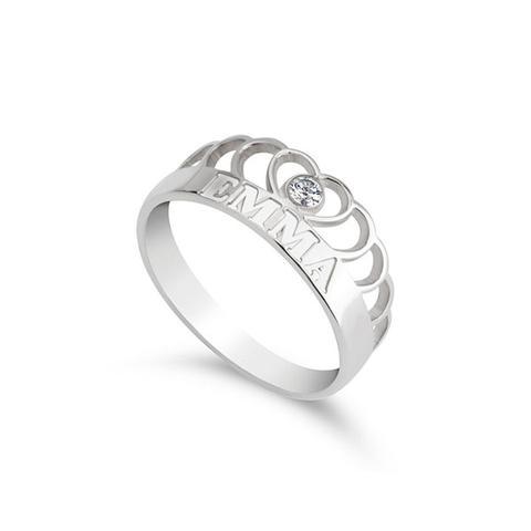 Crown Ring 1 item