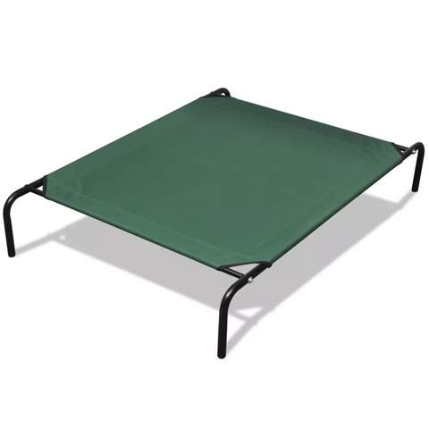 Elevated Pet Bed With Steel Frame 130 X 80 Cm 1 item