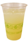 World Centric Clear Cups Cold 16 Oz (12x20 Ct)