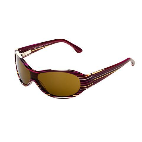 Seafolly Johanna Sunglasses Purple 1 item