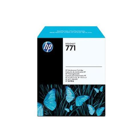 Hp 771 Designjet Maintenance Cartridge 1 item