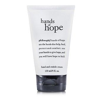 Hands Of Hope Hand & Cuticle Cream 120ml or 4oz 120ml/4oz