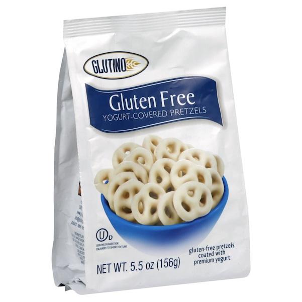 Glutino Yogurt Cov Pretzels (12x5.5oz )