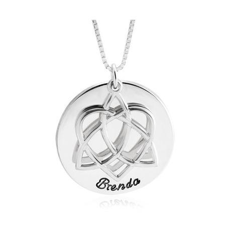 Adoption Symbol Necklace 1 item