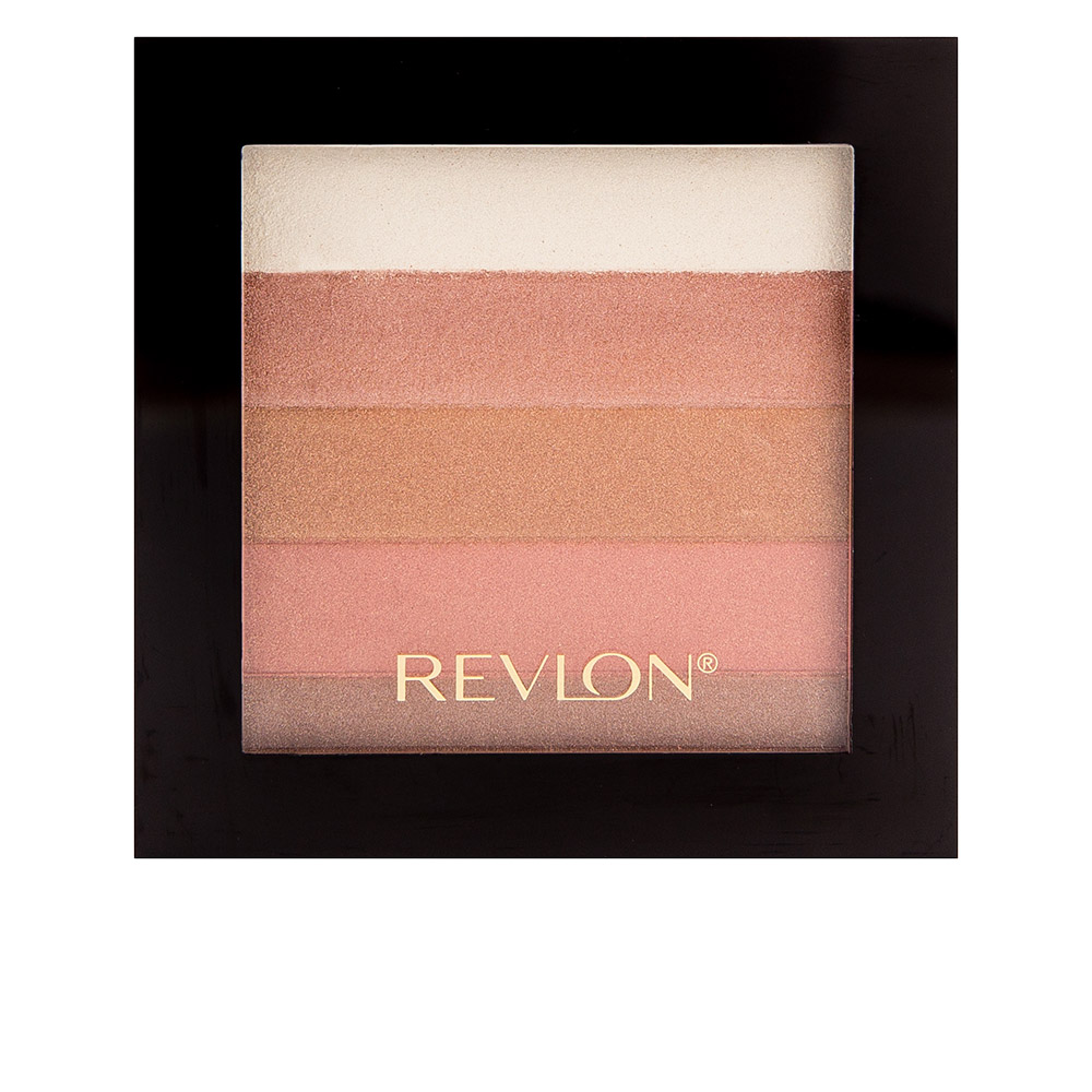Revlon Highlighting Palette #30-bronze Glow 7,5 Gr