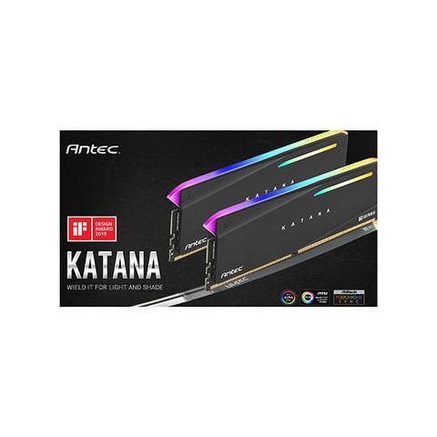 Antec Katana Rgb 16gb Desktop Gaming Memory 1 item