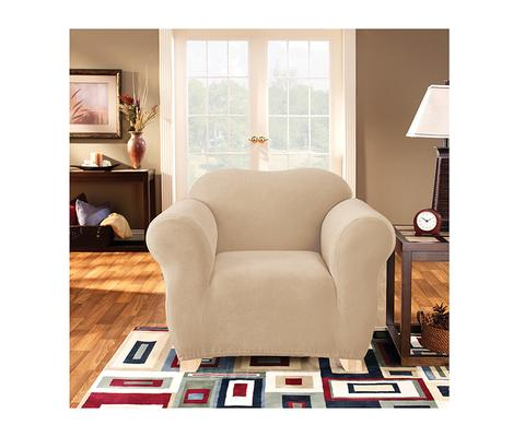 Sure Fit Stretch Pearson Sofa Cover 1 Seater 1 item