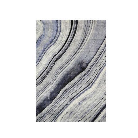 Vision Drift Blue Grey Rug 240x330 cm