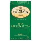 Twinings Irish Breakfast Tea (6x20 Bag)