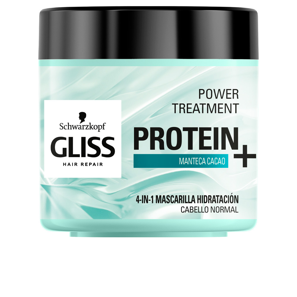 Schwarzkopf Gliss Protein+ Mask Hidratación Cabello Normal 400 Ml