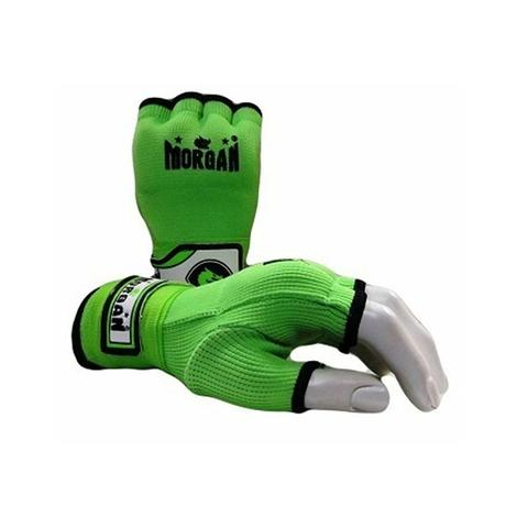 Morgan Elasticated Easy Hand Wraps Green Xs 1 item