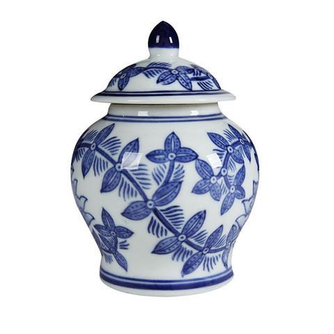 Jonquil Ceramic Jar 1 item