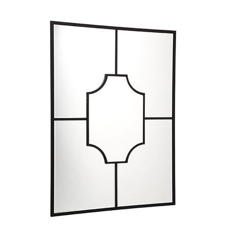 Boyd Wall Mirror Black 1 item