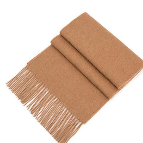 Sda10001 Posh Fleece Pure Wool Scarf 170cm X 30cm 1 item