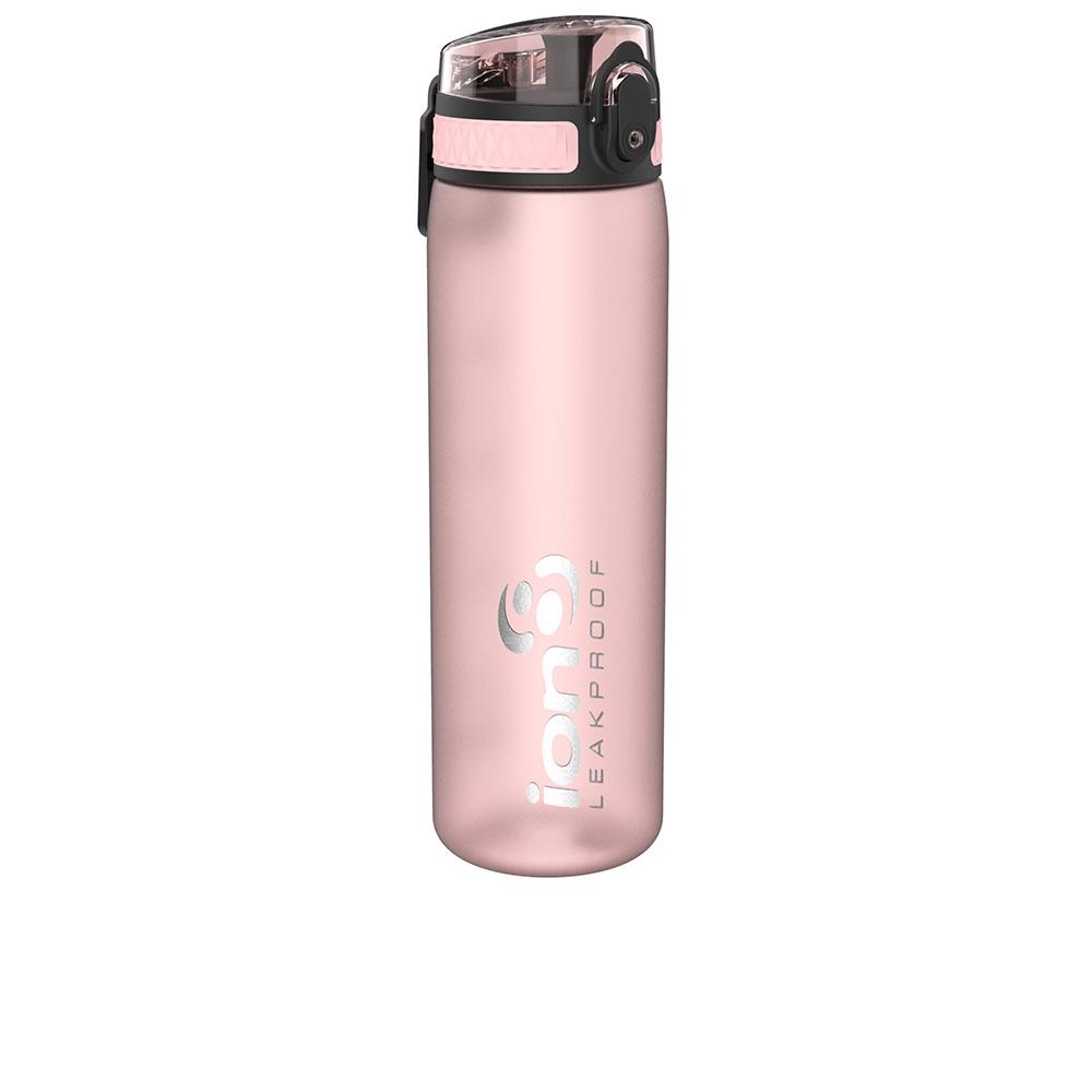 Ion8 Leak Proof Slim Water Bottle Bpa Free #rose Quartz 500 Ml