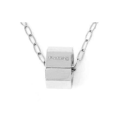 Nomination Italy Screw Cap Stainless Steel Necklace (silver) 1 item
