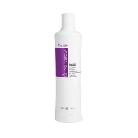 Fanola No Yellow Hair Toner Streak Shampoo 350ml 1 item