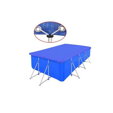 Pool Cover Pe Rectangular 394 x 207 x 10 cm