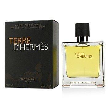 Terre D'hermes Pure Parfum Spray 75ml or 2.5oz 75ml/2.5oz