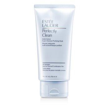 Perfectly Clean Multi-action Foam Cleanser or Purifying Mask 150ml or 5oz 150ml/5oz